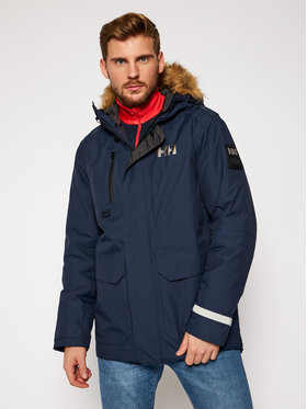 Helly Hansen Helly Hansen Giubbotto invernale Svalbard 53150 Blu scuro Regular Fit