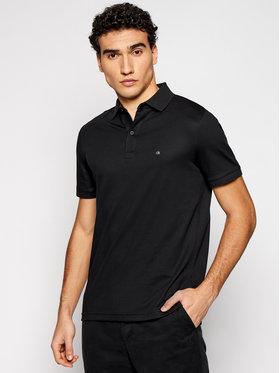 Calvin Klein Calvin Klein Polokošeľa Liquid Touch K10K107090 Čierna Slim Fit