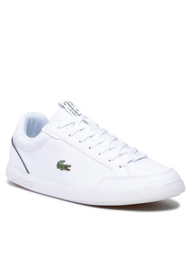 Lacoste Lacoste Αθλητικά Graduate 0121 1 Sma 7-42SMA0051147 Λευκό