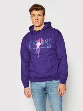 Thrasher Thrasher Sweatshirt Atlantic Drift Violet Regular Fit