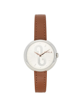 Furla Furla Zegarek Cosy WW00005-VIT000-03B00-1-003-20-CN-W Brązowy