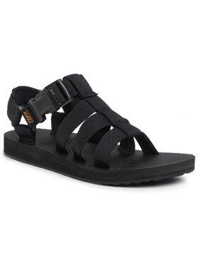 Teva Teva Sandale Original Dorado 1106854 Crna