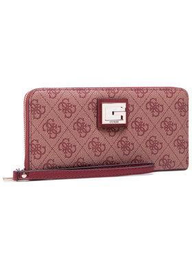 Guess Guess Velká dámská peněženka Valy (SLG) SWSG78 73460 Bordó