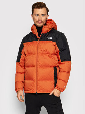 The North Face The North Face Kurtka puchowa Diablo NF0A4M9LT971 Pomarańczowy Regular Fit