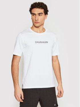 Calvin Klein Performance Calvin Klein Performance Φανελάκι τεχνικό 00GMS1K265 Λευκό Regular Fit