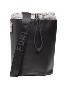 Furla Furla Дамска чанта Lipari WB00323-AX0748-O6000-1-003-20-CN-B Черен