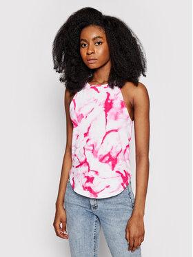 Calvin Klein Jeans Calvin Klein Jeans Top J20J215633 Růžová Slim Fit