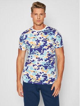 Puma Puma T-Shirt Classics Graphics 599823 Kolorowy Regular Fit