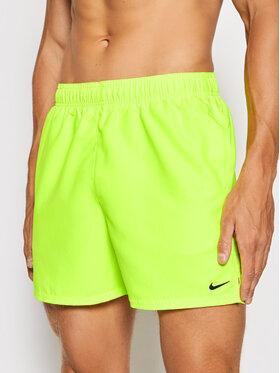 Nike Nike Szorty kąpielowe Essential NESSA560 Żółty Regular Fit