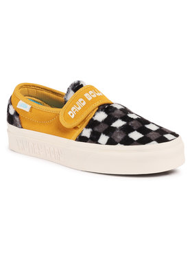 Vans Vans Sneakers aus Stoff Slip-On 47 V VN0A3WM4VSX1 Gelb
