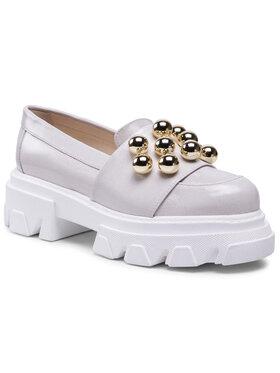 Carinii Carinii Chaussures basses B7228 Gris