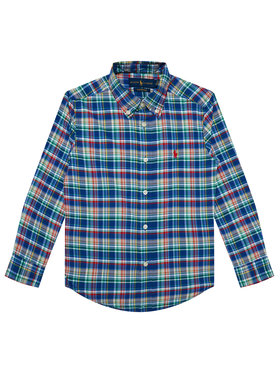 Polo Ralph Lauren Polo Ralph Lauren Риза Ls Bd 322799974001 Цветен Regular Fit