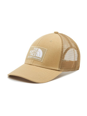 The North Face The North Face Șapcă Df Mudder Trucker NF0A3SHTZDL1 Bej