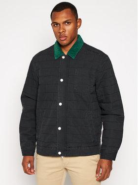 Converse Converse Farmer kabát Saffron 10019460-A02 Fekete Regular Fit