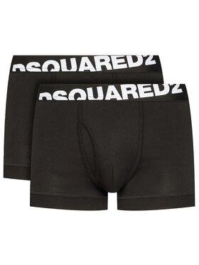 Dsquared2 Underwear Dsquared2 Underwear Komplet 2 par bokserek DCXC90030 Czarny