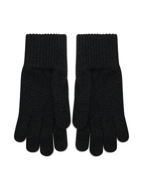 Wrangler Wrangler Pánské rukavice Basic Gloves W0Q00UH01 Černá