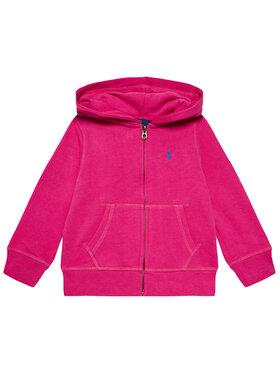 Polo Ralph Lauren Polo Ralph Lauren Džemperis Fz Hoodie 311833560001 Rožinė Regular Fit