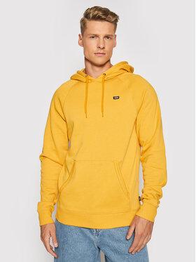 Vans Vans Суитшърт Versa Standard VN0A49SNLSV1 Жълт Regular Fit