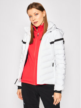 Eider Eider Veste de ski Arias EIV4864 Blanc Regular Fit