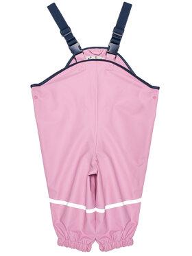 Playshoes Playshoes Spodnie przeciwdeszczowe 405424 M Różowy Regular Fit