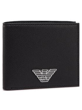 Emporio Armani Emporio Armani Veľká pánska peňaženka Y4R168 YLA0E 81072 Čierna