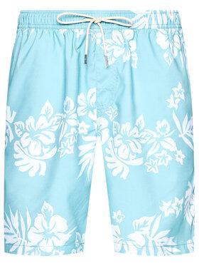 "Quiksilver Quiksilver Plaukimo šortai Floral Feelings 18"" EQMJV03059 Mėlyna Regular Fit"