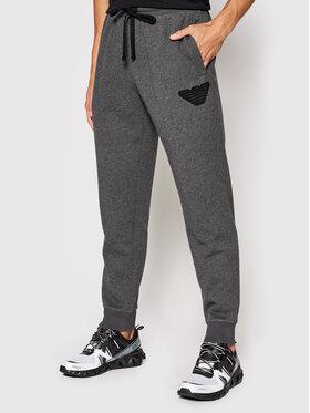 Emporio Armani Underwear Emporio Armani Underwear Spodnie dresowe 111690 1A571 57720 Szary Regular Fit