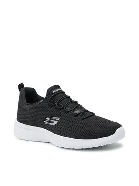 Skechers Skechers Παπούτσια Dynamight 58360/BKW Μαύρο