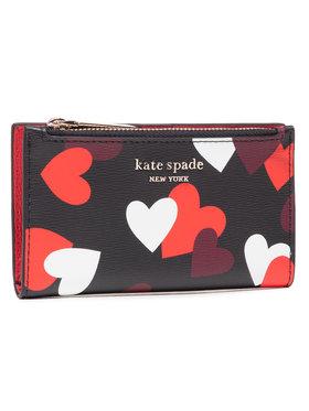 Kate Spade Kate Spade Portafoglio grande da donna Spencer PWR00226 Nero