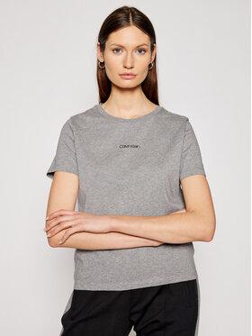 Calvin Klein Calvin Klein T-shirt Mini Calvin Klein Tee K20K202912 Gris Regular Fit