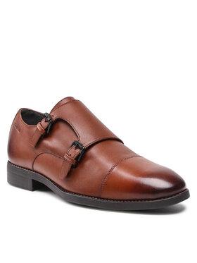 Strellson Strellson Chaussures basses Jones 4010002881 Marron