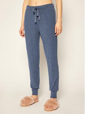 Triumph Triumph Pantalon de pyjama Thermal Cosy 10205603 Bleu