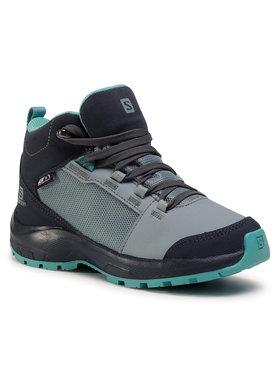 Salomon Salomon Turistiniai batai Outward Cswp J 409724 09 W0 Mėlyna