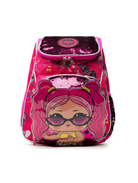 HYPE HYPE Ruksak Lol Bae Wheels Backpack LOLDHY-002 Ružová