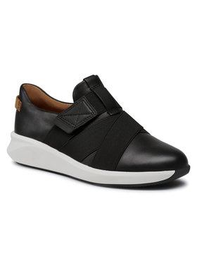 Clarks Clarks Sneakers Un Rio Strap 261456144 Nero