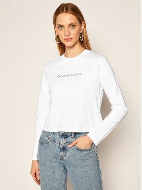 Calvin Klein Jeans Calvin Klein Jeans Blusa J20J214992 Bianco Regular Fit