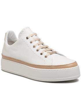 Max Mara Max Mara Sneakersy Turner 47610916650 Biały