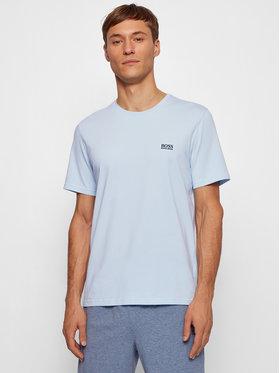 Boss Boss Marškinėliai Mix&Match R 50381904 Mėlyna Regular Fit