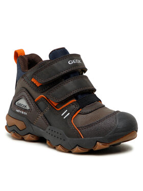 Geox Geox Зимни обувки J Buller B.B J169WA 0MEFU C6K7L M Кафяв