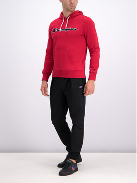 Champion Champion Joggery 212968 Czarny Regular Fit