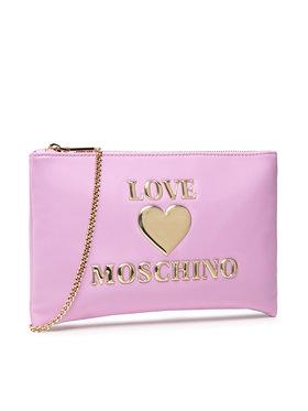 LOVE MOSCHINO LOVE MOSCHINO Дамска чанта JC4168PP1DLF0607 Розов