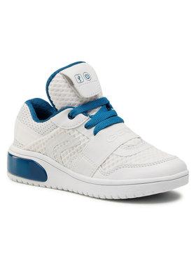 Geox Geox Sneakersy J Xled B. B J927QB 01454 C1ZJ4 S Biela