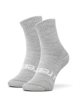 Reima Reima Vysoké dětské ponožky Warm Woolmix 527309 Šedá