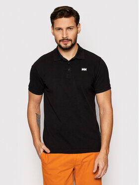 Helly Hansen Helly Hansen Polo Transat 33980 Czarny Regular Fit
