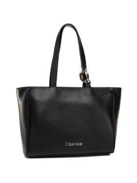 Calvin Klein Calvin Klein Sac à main Ck Chain Shopper K60K606684 Noir