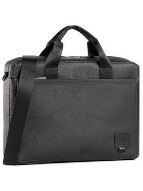 Strellson Strellson Чанта за лаптоп Briefbag 4010002854 Черен