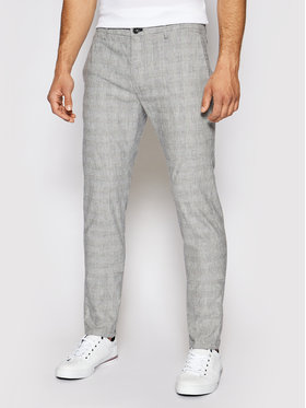 Joop! Jeans Joop! Jeans Kalhoty z materiálu 15 Jjf-93Steen-W 30026823 Šedá Slim Fit