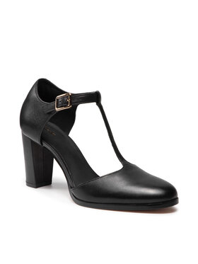 Clarks Clarks Обувки Kaylin85 YBar2 261595014 Черен