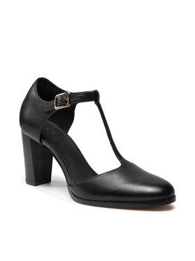 Clarks Clarks Pantofi Kaylin85 YBar2 261595014 Negru