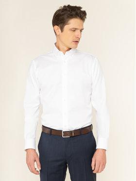 Emanuel Berg Emanuel Berg Marškiniai H37 Balta Modern Fit